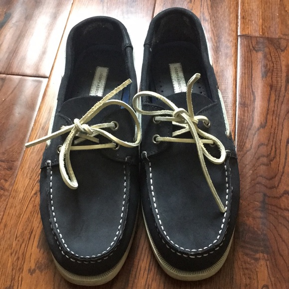 ccfd205f52c joseph abboud Other - Men s blue boat shoes. Size 11. Jospeh Abboud